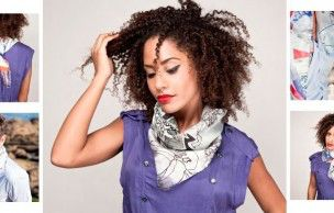 Lien permanent vers [CODE PROMO] Esther Bonté, créatrice de foulards oniriques