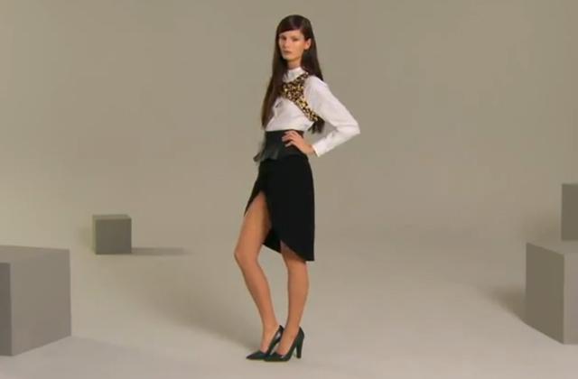 La collection H&M Automne 2012 en vidéo