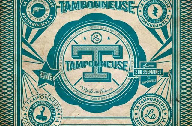 La Tamponneuse veut remettre le tampon encreur au goût du jour