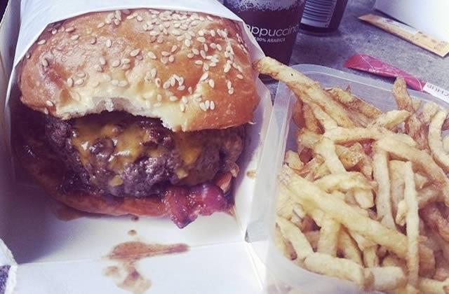 J'ai testé pour vous… le burger du Camion Qui Fume