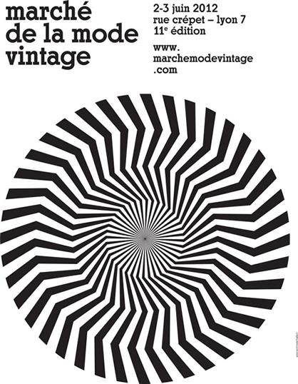 marchemodevintage1 Le Marché de la Mode Vintage à Lyon, édition 2012