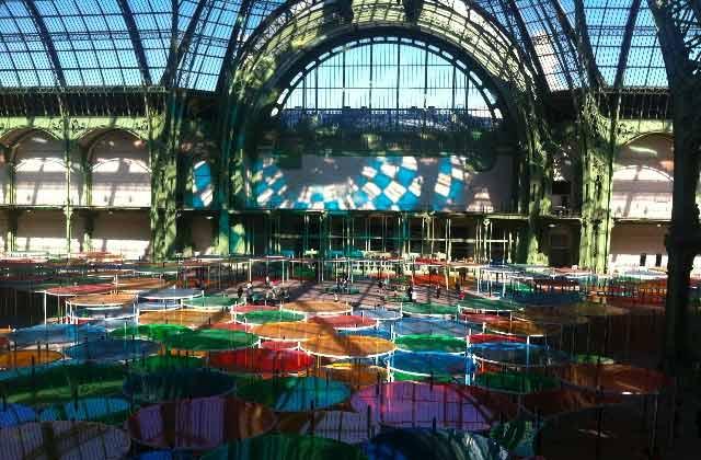 Monumenta 2012 accueille Daniel Buren