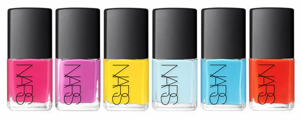 narsthakoon Thakoon collabore avec Nars pour une collection de vernis