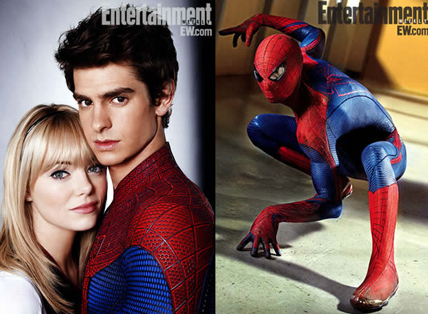 Spider Man 4 / The Amazing Spider Man : nouvelle bande annonce ! spidey