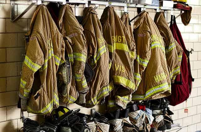 Strip-tease – Le Carnet d'un Pompier