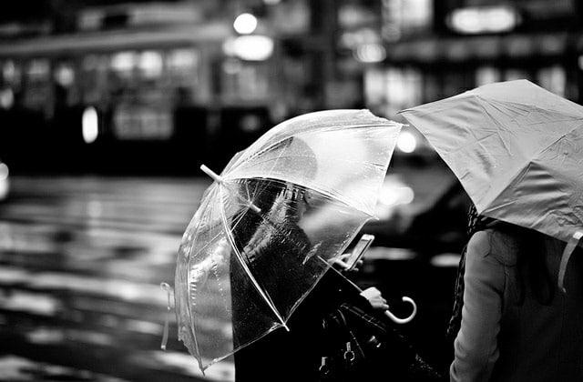 Comment survivre à une semaine de pluie (sans commettre un meurtre sanguinolent)