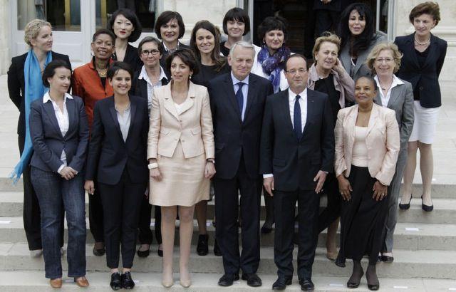 « Les plus jolies femmes de l'Assemblée nationale » : Direct Matin accusé de sexisme MinistresFemmes1