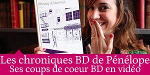 chronique bd p�n�lope bagieu