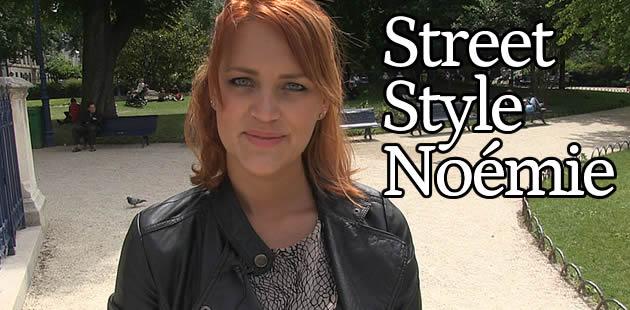 Street Style – Noémie, 25 ans
