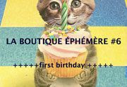 Lien permanent vers La Boutique Éphémère fête son premier anniversaire