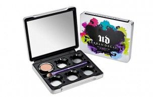 Lien permanent vers Pour ou contre la Build your own palette d'Urban Decay ?