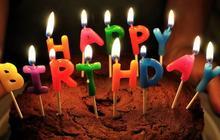 Chronique d'un anniversaire ordinaire