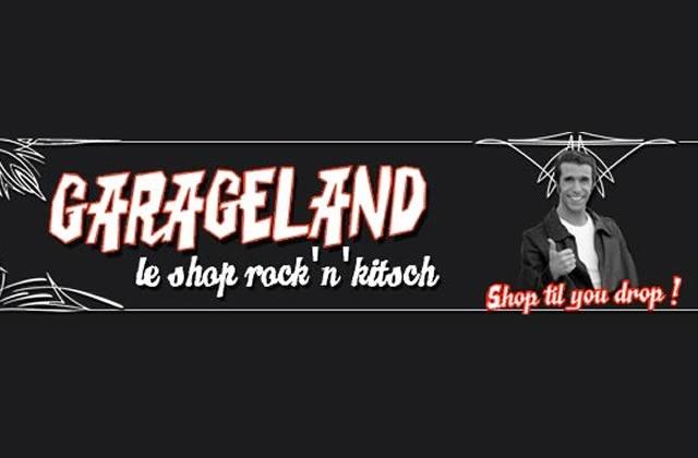 Concours GarageLand : 2 gros lots à gagner + code réduc'