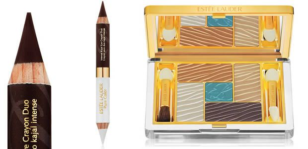 Bronze Goddess Capri, la collection été 2012 dEstée Lauder estee1