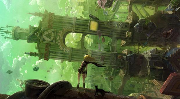 Les futures héroïnes badass de jeux vidéos gravity rush