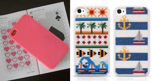 iphonecouture Sélection de tutos   4 façons de customiser sa coque diPhone