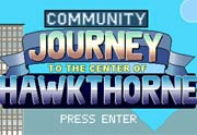 Lien permanent vers Jouez à Journey at the Center of Hawkthorne : le jeu de Community !