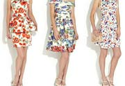 Kelly Brook x New Look : la collection Printemps Été 2012