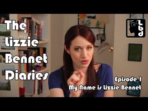 lizzie bennet diaries Et si les héroïnes de Jane Austen vivaient à notre époque ?