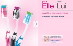 Lien permanent vers « Pour lui » ou « pour elle » : le marketing genré des brosses à dents
