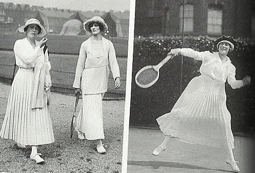 Féminine Tennis Au Petit De Historique La Mode xwvS7q