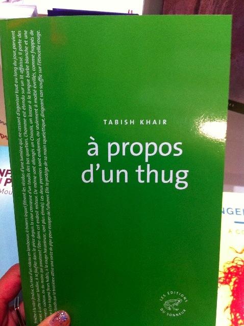 Étrangetés visuelles #1 thug