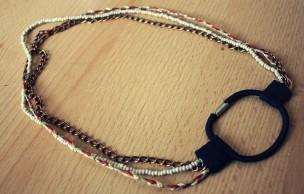 Lien permanent vers Tuto – Réaliser un headband avec un élastique à cheveux