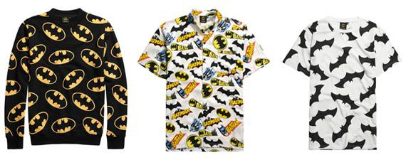 Une collection Batman chez Lazy Oaf Batguy