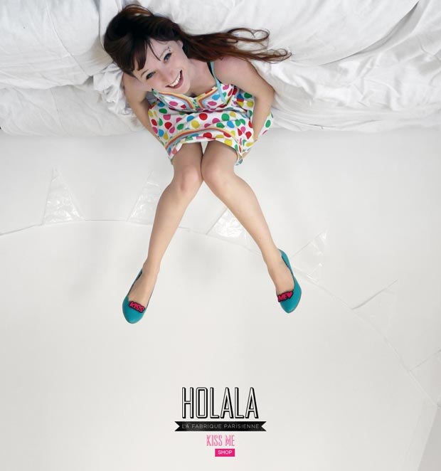 HOLALA1 Holala, des clips funky pour tes chaussures