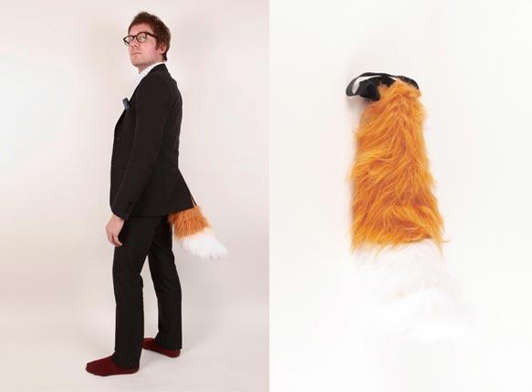 Queue renard La fausse queue danimal, nouvel accessoire de mode ?