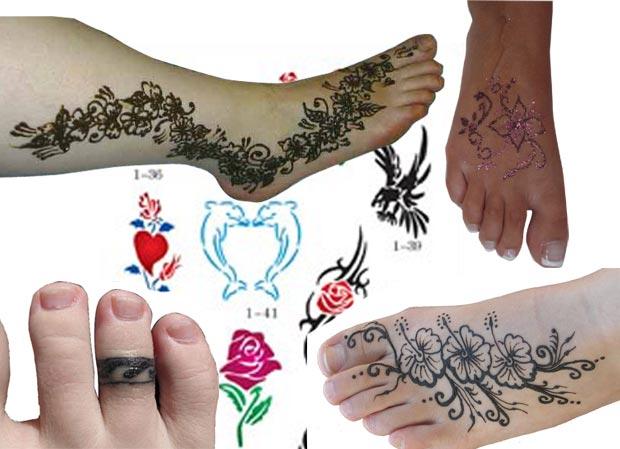 Tatoopieds Les WTF mode dété pour tes pieds