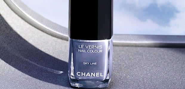 Blue Illusion, la collection dété éphémère de Chanel blue1