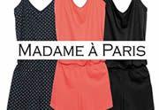 Lien permanent vers Un combishort Madame à Paris avec le magazine Public