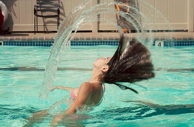 Conseils pour se re mettre la natation - Peut on se baigner dans une piscine trouble ...
