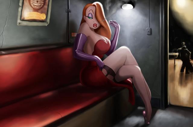 Get the look : les pin-ups de dessins animés