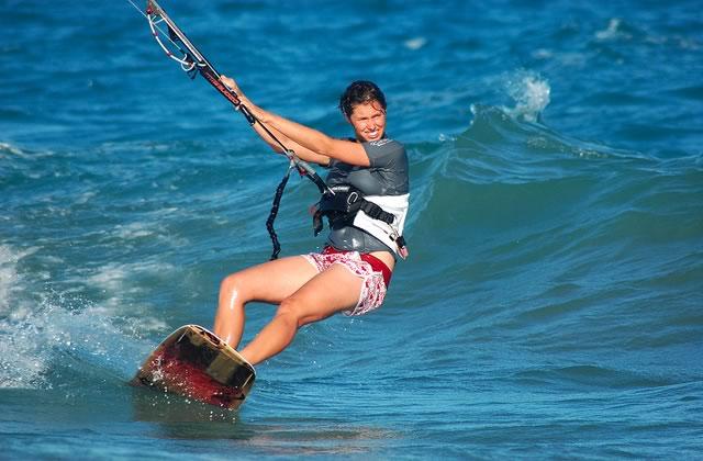 J'ai testé pour vous… le kitesurf