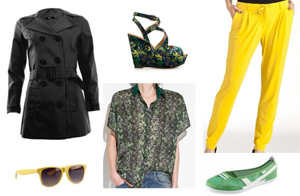 Get the look : 3 équipes des JO de Londres  lookjamaique
