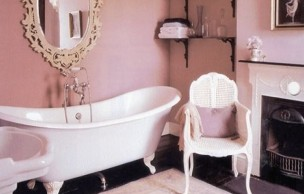 Lien permanent vers Sélection déco – Des couleurs dans la salle de bain