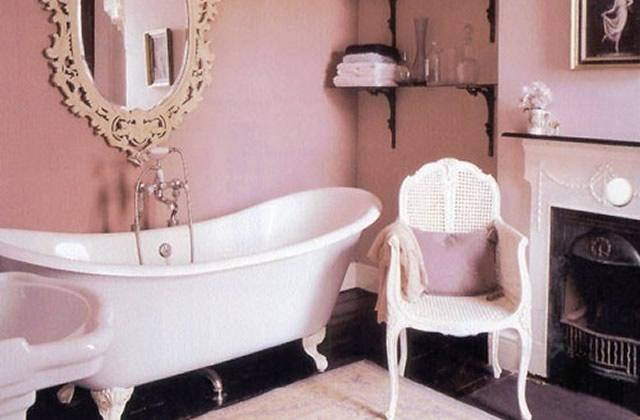 Sélection déco – Des couleurs dans la salle de bain