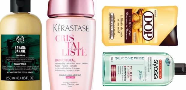 Super Sélection de shampoings sans cochoncetés LU42