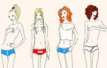 Soldes : sélection lingerie sur le Web