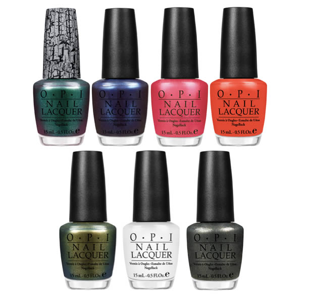 OPI sort la collection Spiderman spiderman