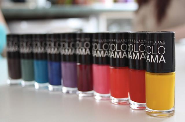 La French Manucure colorée (tuto nail-art)
