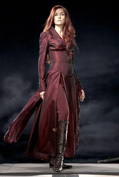 Typologie des tenues de super héroïnes  041