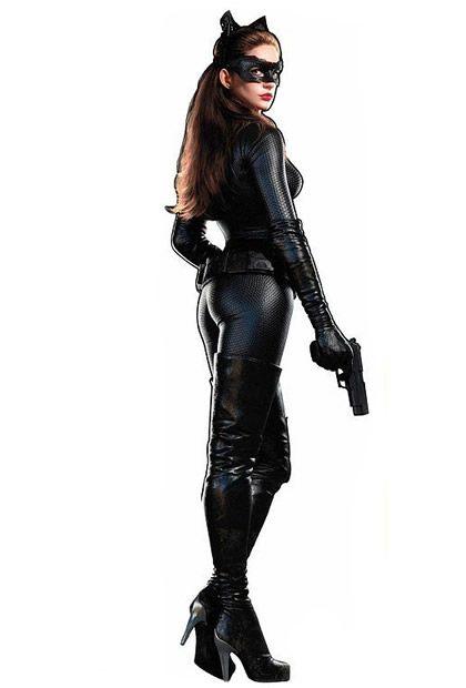 Typologie des tenues de super héroïnes  16