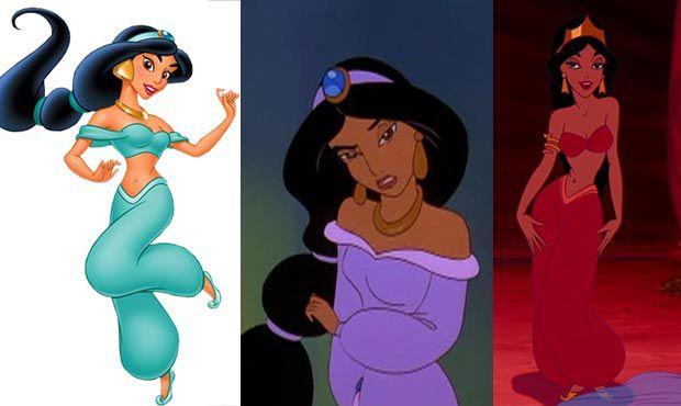 Guide Vestimentaire Les Heroines De Disney 2 2
