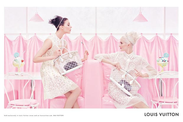 get the look d cryptage de la pub louis vuitton. Black Bedroom Furniture Sets. Home Design Ideas