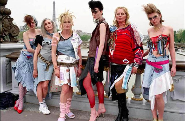 Les anglaises et la mode : ces trucs qui changent de chez nous