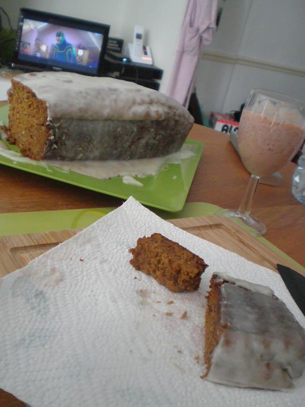 Être vegan et manger équilibré : à bas les idées reçues ! (1/2) carrotcake