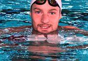 Charles Rozoy, médaille d'or en 100m papillon aux Paralympiques 2012